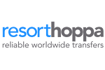 Resorthoppa logo