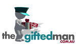 The Gifted Man logo