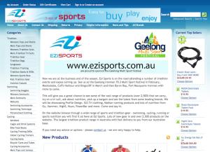 EziSports.com.au