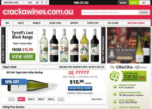 CrackaWines.com.au