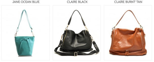 Handbags available at Sterling & Hyde