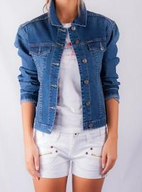 Chantelle jacket available at Staggers