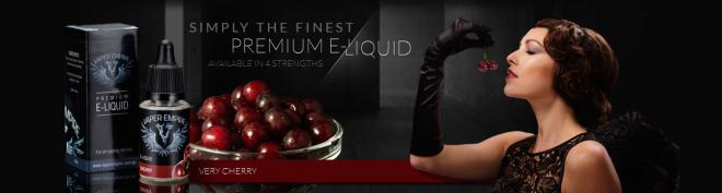 Cherries e-liquid by Vaper Empire