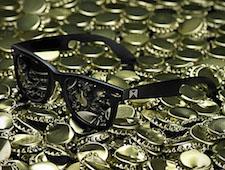 Titanium sunglasses available at Tradewind Surf