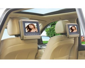 New Headrest DVD Player, Digital Headrest DVD Player, China Headrest DVD Player
