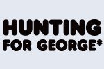 Hunting for George logo