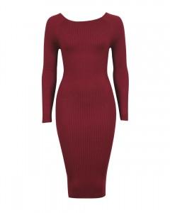 Fully Fashioned Knit Dress by Pilgrim Clothing